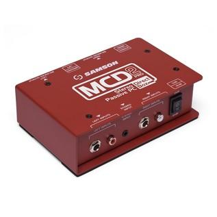 Samson S-Max MCD2 Pro Stereo Computer/DJ Direct Box