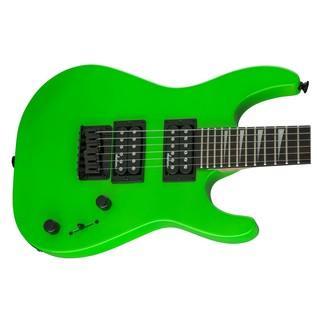 Jackson JS1X Dinky Minion, Neon Green