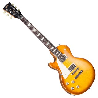 Gibson Les Paul Tribute T Left Handed Guitar, Honey Burst (2017)