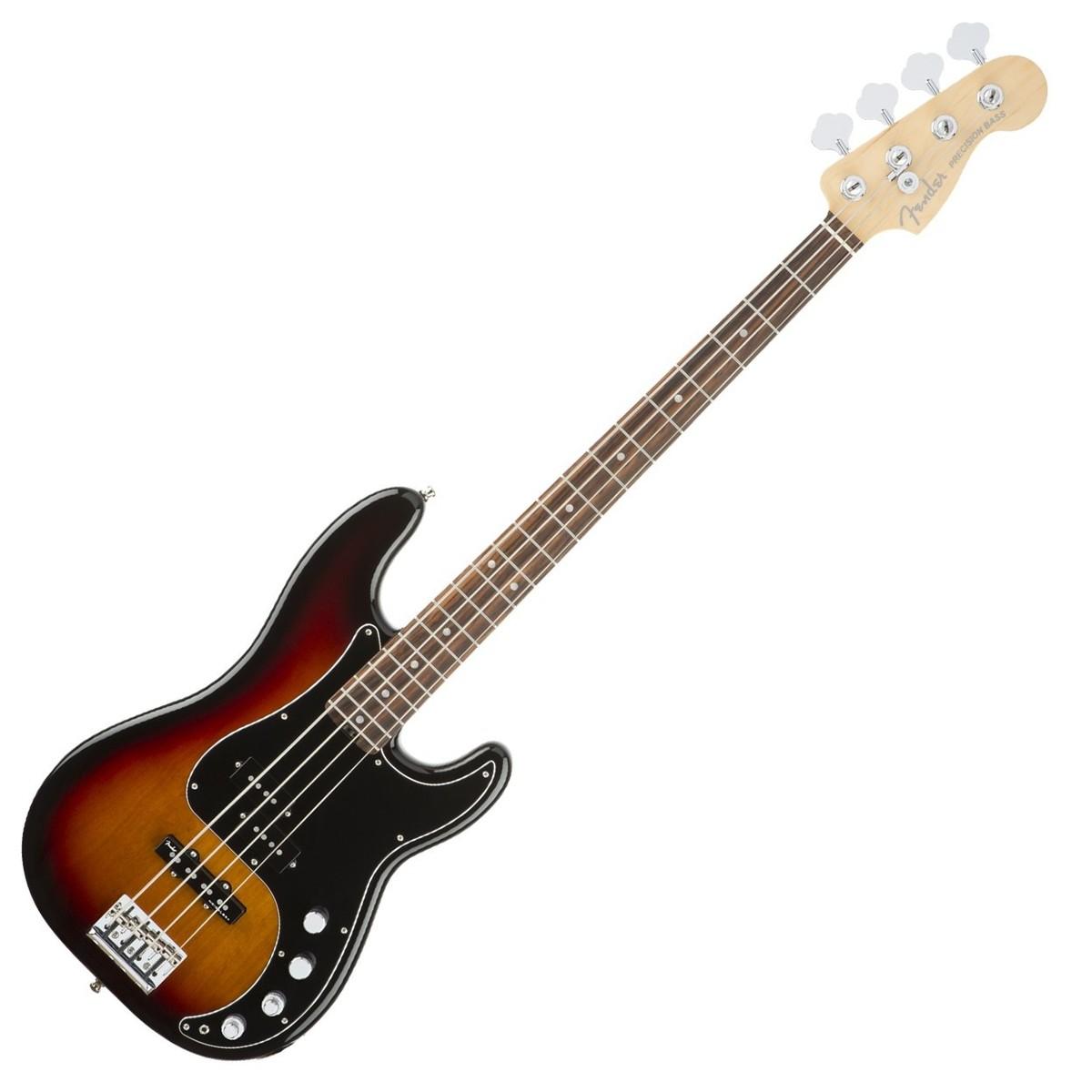 fender american elite p bass rw 3 colour sunburst at. Black Bedroom Furniture Sets. Home Design Ideas