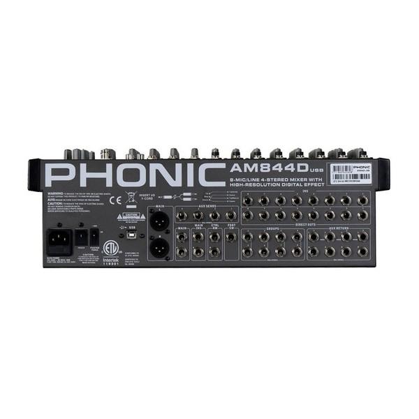 Phonic AM844D USB Mixer