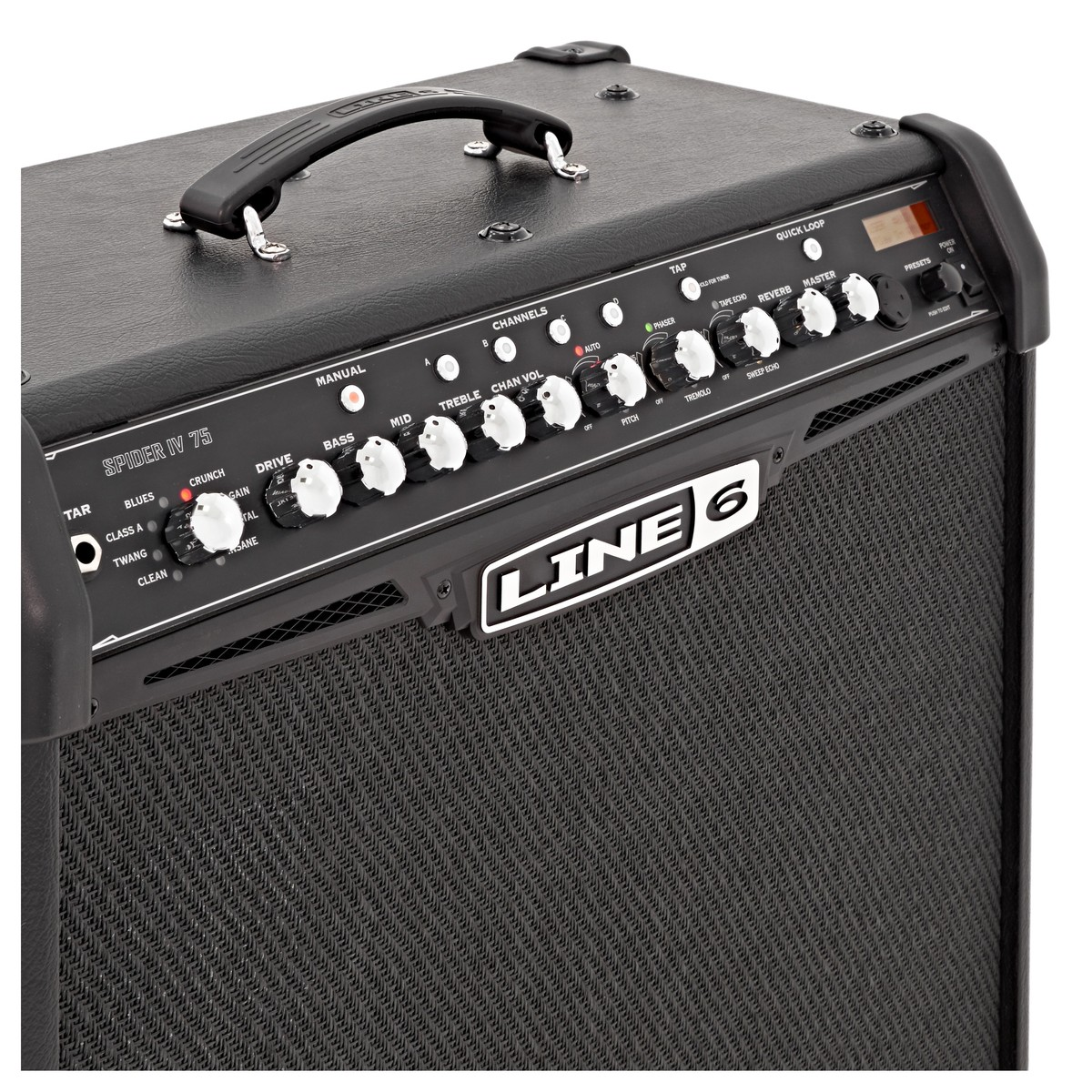 Related keywords amp suggestions for line 6 guitar amps - Line 6 Spider Iv 75 Guitar Combo Amp