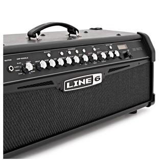 Line 6 Spider IV HD 150 Guitar Amp Head