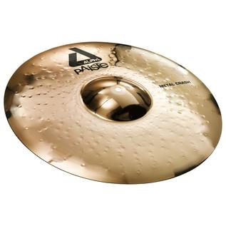 Paiste Alpha 18'' Metal Crash Cymbal, Brilliant Finish