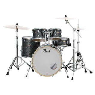 Pearl Decade Maple 22'' Am Fusion W/ Hardware, Slate Galaxy Flake