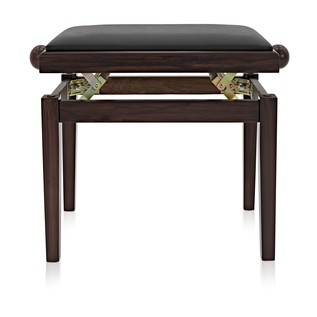 Adjustable Piano Stool by Gear4music, RW
