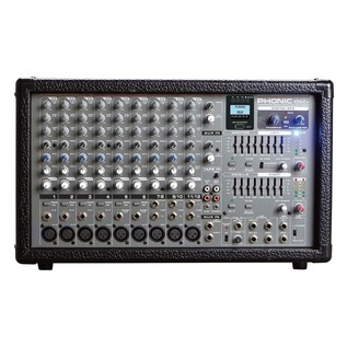 Phonic POWERPOD 1062R Powered Mixer