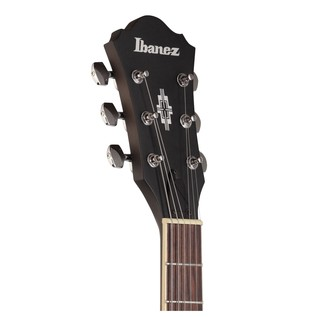 Ibanez AS53 Artcore, Trans Black