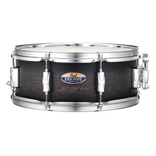 Pearl Decade Maple 14 x 5.5 Snare Drum, Satin Blackburst