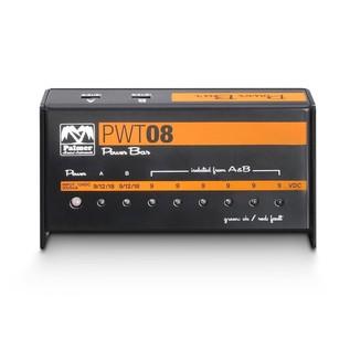 palmer mi pwt 08 universal 9v pedalboard power supply 8 outputs at. Black Bedroom Furniture Sets. Home Design Ideas