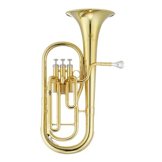 Jupiter JAH-700 Intermediate Tenor Horn, Clear Lacquer