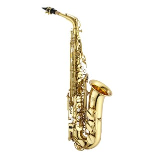 Jupiter JAS-500 Alto Saxophone Outfit, Hard Shell Case
