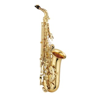 Jupiter JAS-700 Intermediate Alto Saxophone Outfit, Hard Shell Case