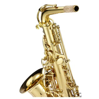 Jupiter JAS-1100 Performers Alto Saxophone Outfit, Hard Shell Case