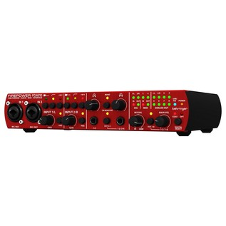 Behringer FCA610 FirePower USB/FireWire audio interface - Angled 2