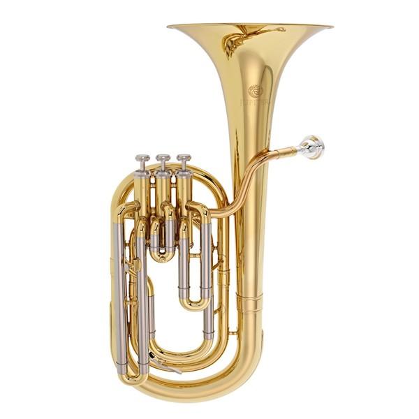 Jupiter JBR730 Baritone Horn, Clear Lacquer