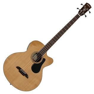 Alvarez AB60CE Electro Acoustic Bass Guitar (2016)