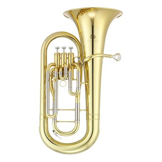 Jupiter JEP-700 Euphonium, Clear Lacquer with Free Slimpitch Tuner