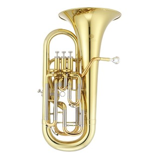 Jupiter JEP-1120 Performers Euphonium, Clear Lacquer