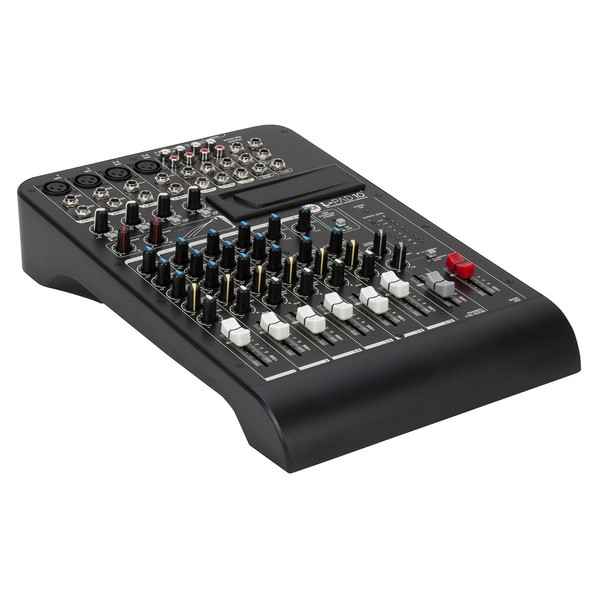 RCF Audio LPAD10C 10 Channel Analog Mixer