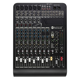RCF Audio LPAD12CX 12 Channel Analog Mixer