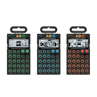 Teenage Engineering PO-10 Super Set