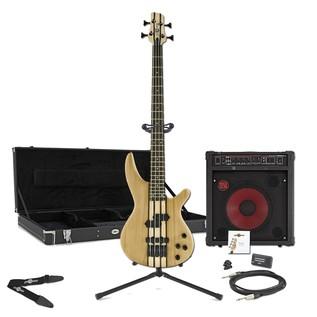 Oregon Bass Guitar + RedSub BP80 Pack