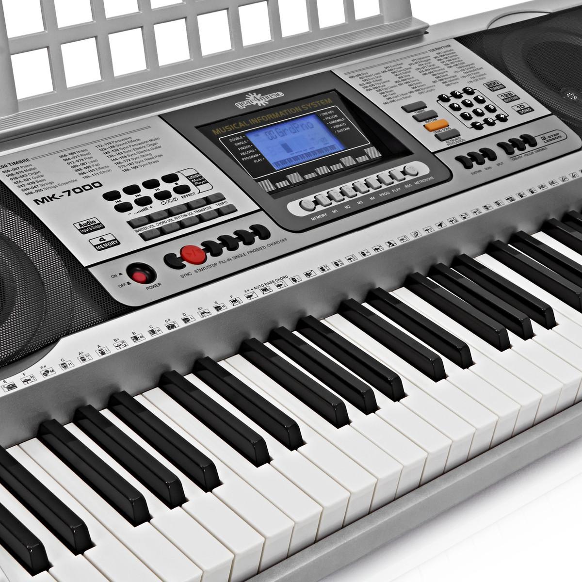 clavier mk 7000 avec usb par gear4music bo te ouverte. Black Bedroom Furniture Sets. Home Design Ideas