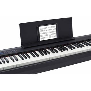 Roland FP-30 Digital Piano, Black