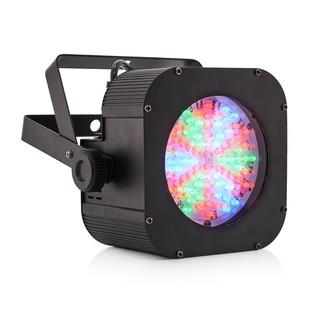 86 x 5mm Flat LED Par Can by Gear4music