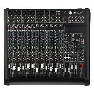 RCF Audio LPAD16CX 16 Channel Analog USB Mixer