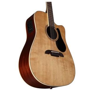 Alvarez AD60CE Electro Acoustic Guitar (2016)