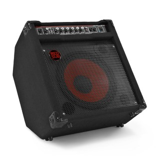 Oregon Bass Guitar + RedSub BP80 Amp Pack, Natural