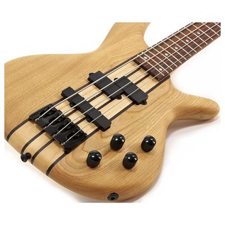 Oregon Bass Guitar + RedSub BP80 Amp Pack, Natural