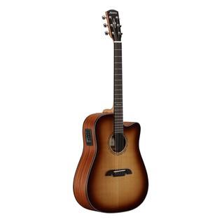 Alvarez AD60CESHB Electro Acoustic Guitar, Shadowburst (2016)