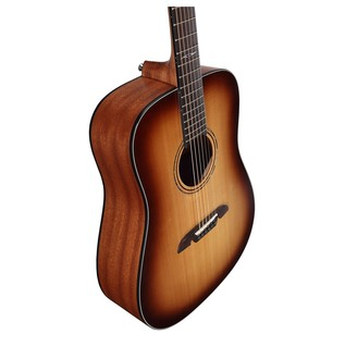 Alvarez AD60SHB Acoustic Guitar, Shadowburst (2016)
