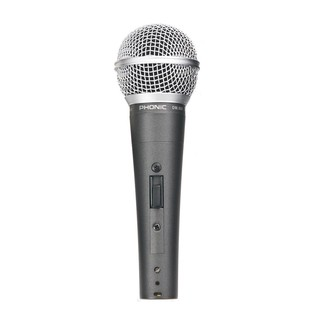 Phonic DM.690 Vocal and Instrument Microphone, 3 Pack