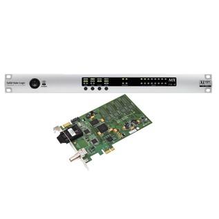 SSL Alpha-Link MX16-4 plus MadiXtreme 64 - Bundle