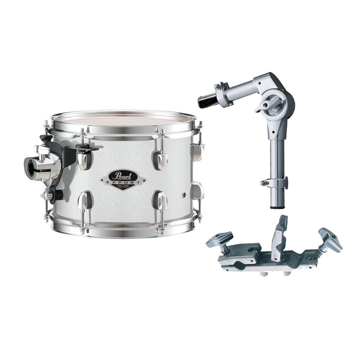Click to view product details and reviews for Pearl Exx 8x7 Add On Tom Pack With Th70s Adp 20 Arctic Sparkle.