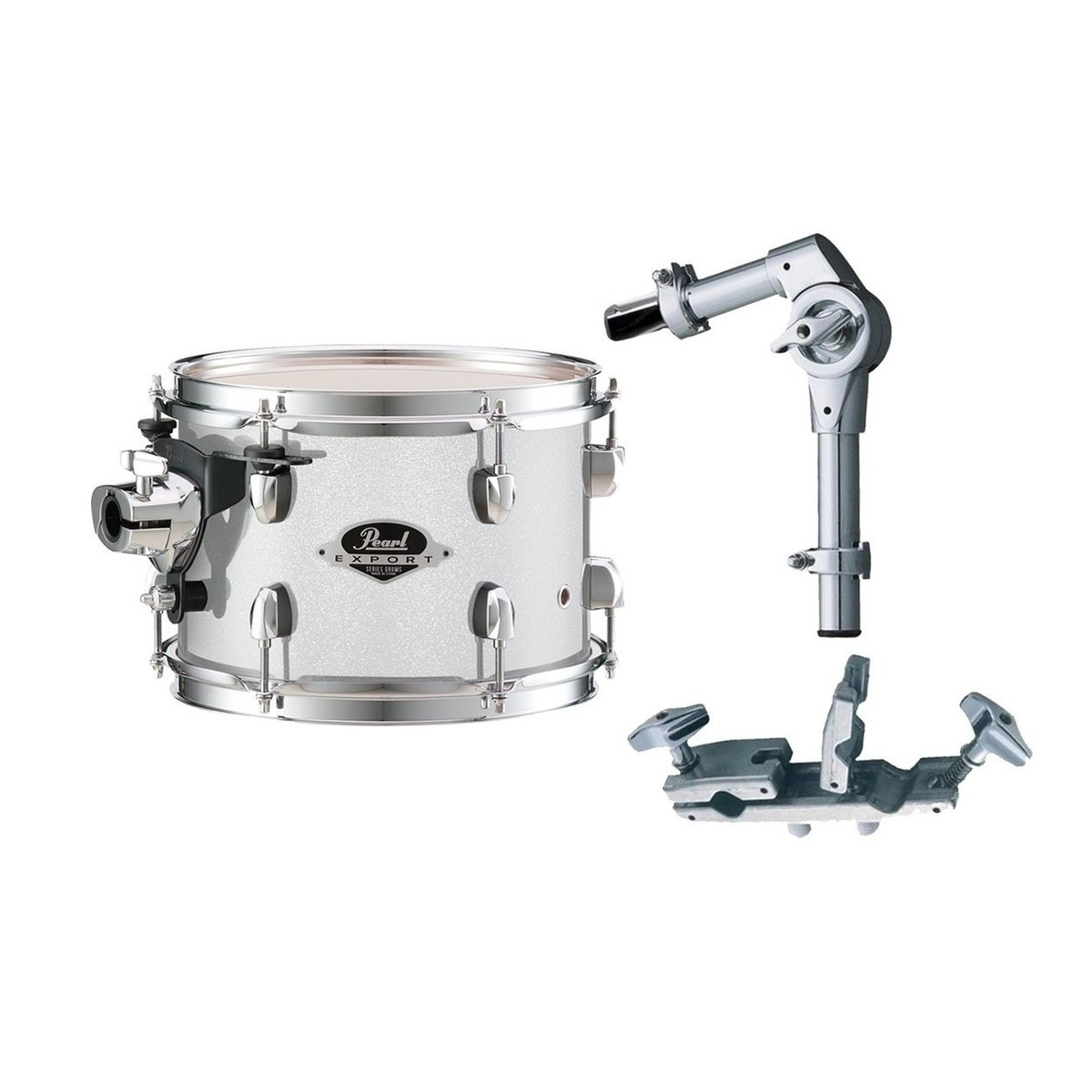 Click to view product details and reviews for Pearl Exx 10x7 Add On Tom Pack With Th70s Adp 20 Arctic Sparkle.