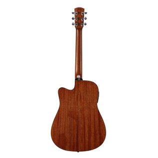 Alvarez AD66CESHB Electro Acoustic Guitar, Shadowburst (2016)