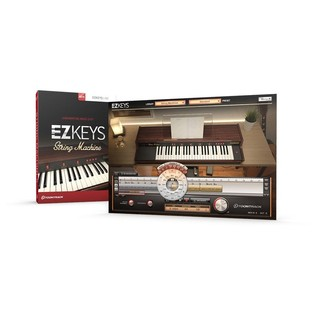 Toontrack EZkeys String Machines