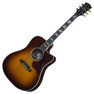Gibson Songwriter Cutaway Progressive Electro Acoustic, Autumn Burst