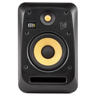 KRK V6S4 Studio Monitor, Single