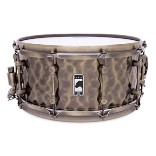 Mapex Black Panther 'The Sledge Hammer' 14x6.5 Hammered Brass Snare