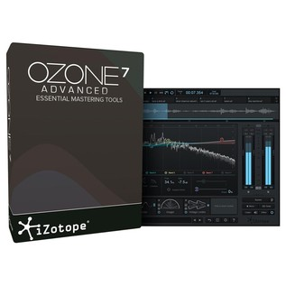 iZotope Music Production Bundle 2 - Ozone 7 Advanced