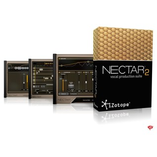 iZotope Music Production Bundle 2 - Nectar 2 Production Suite