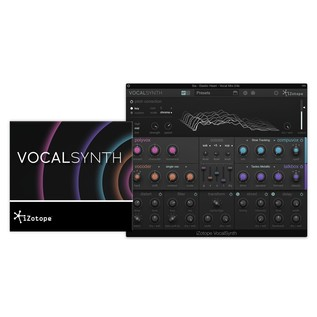 iZotope Music Production Bundle 2 - VocalSynth