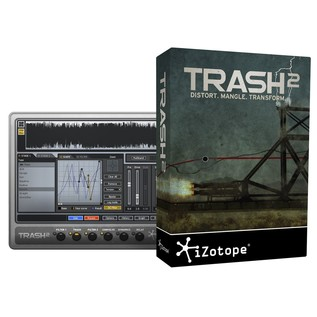 iZotope Music Production Bundle 2 - Trash 2