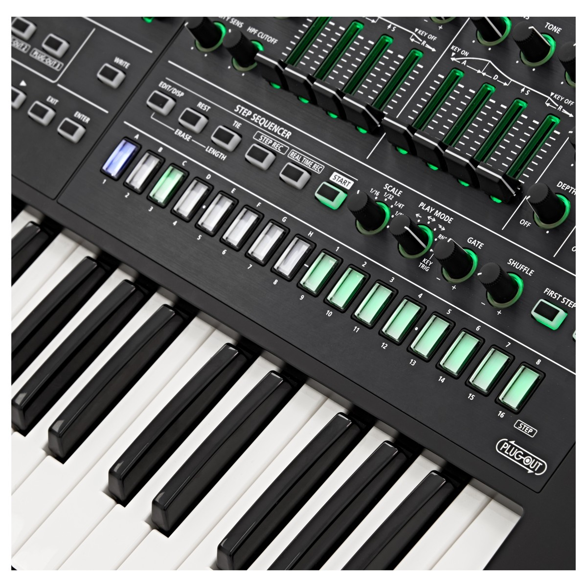Roland System 8 Aira Plug Out Synthesizer At Gear4music